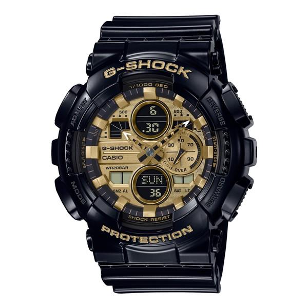 (カシオ)CASIO 腕時計 GA-140GB-1A1JF (ジーショック)G-SHOCK メンズ Garish Color Series 樹脂バンド クオーツ アナデジ(国内正規品)