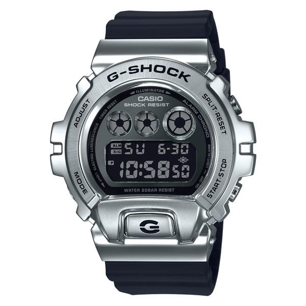 (カシオ)CASIO 腕時計 GM-6900-1JF (ジーショック)G-SHOCK メンズ 樹脂バンド クオーツ デジタル(国内正規品)