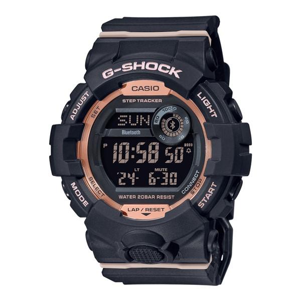 (4月新商品)(カシオ)CASIO 腕時計 GMD-B800-1JF (ジーショック)G-SHOCK メンズ レディース ミッドサイズ Bluetooth搭載 樹脂バンド クオーツ デジタル(国内正規品)
