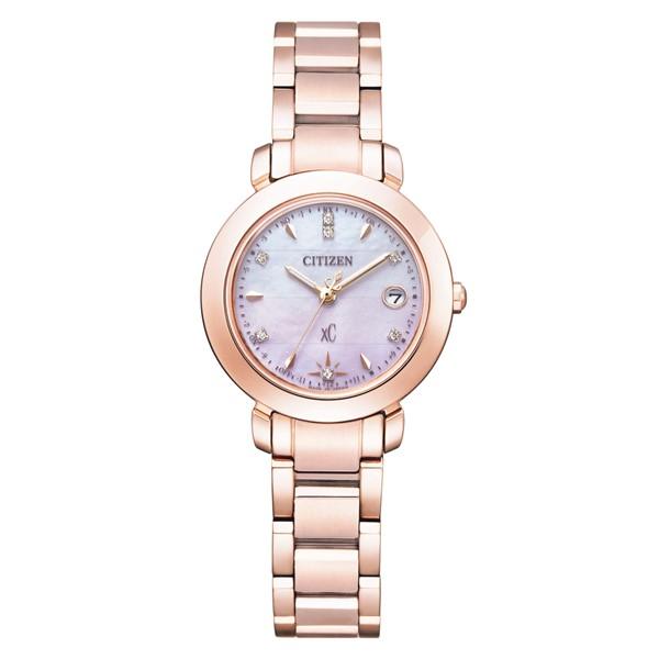 (シチズン)CITIZEN 腕時計 ES9444-50Y (クロスシー)xC レディース エコドライブ ティタニア ハッピーフライト hikari collection 限定モデル チタンバンド 電波ソーラー アナログ(国内正規品)
