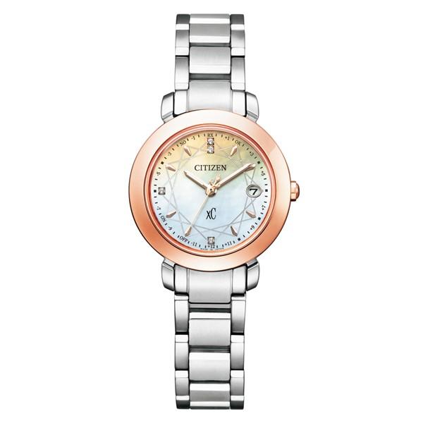 (シチズン)CITIZEN 腕時計 ES9446-54X (クロスシー)xC レディース エコドライブ ティタニア ハッピーフライト hikari collection 限定モデル チタンバンド 電波ソーラー アナログ(国内正規品)