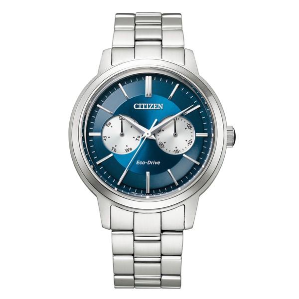 (シチズン)CITIZEN 腕時計 BU4030-91L シチズンコレクション メンズ エコドライブ マルチカレンダー ステンレスバンド ソーラー 多針アナログ(国内正規品)