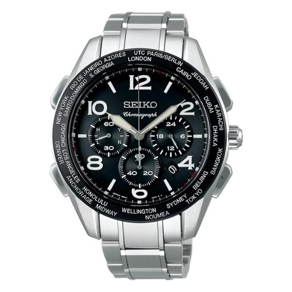 (セイコー)SEIKO 腕時計 SAGA295 (ブライツ)BRIGHTZ メンズ 20周年記念 限定モデル チタンバンド 電波ソーラー 多針アナログ(国内正規品)