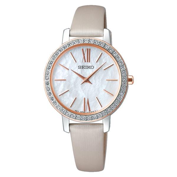 (セイコー)SEIKO 腕時計 STPR074 セイコーセレクション レディース nano・universe Special Edition 流通限定モデル 合成皮革バンド ソーラー アナログ(国内正規品)