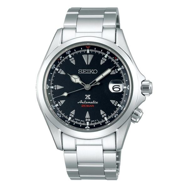 (セイコー)SEIKO 腕時計 SBDC087 (プロスペックス)PROSPEX メンズ アルピニスト コアショップ専用 流通限定モデル ステンレスバンド 自動巻き(手巻付) アナログ(国内正規品)