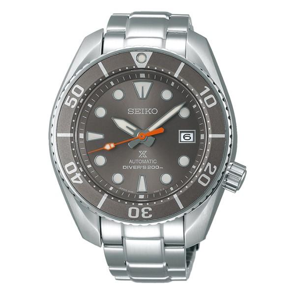 (セイコー)SEIKO 腕時計 SBDC097 (プロスペックス)PROSPEX メンズ ダイバースキューバ スモウ ネット流通限定モデル ステンレスバンド 自動巻(手巻付) アナログ(国内正規品)