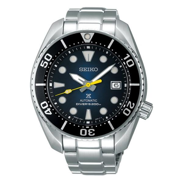(セイコー)SEIKO 腕時計 SBDC099 (プロスペックス)PROSPEX メンズ ダイバースキューバ スモウ ネット流通限定モデル ステンレスバンド 自動巻(手巻付) アナログ(国内正規品)
