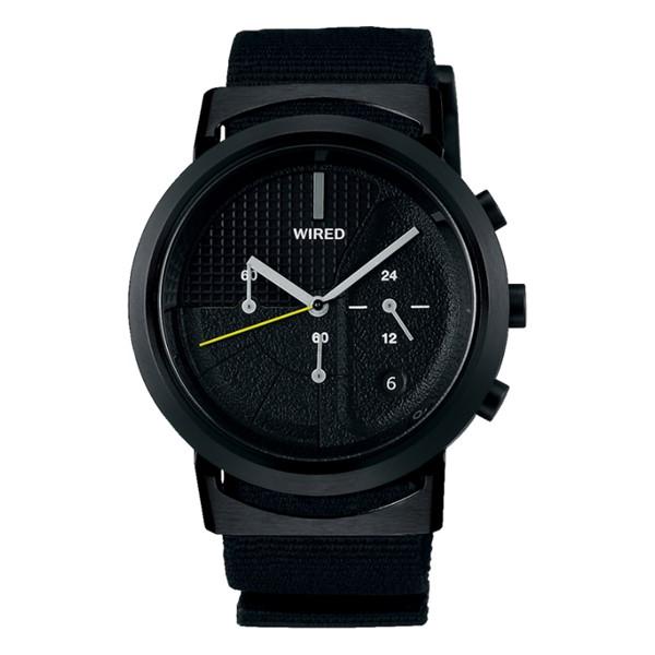 (セイコー)SEIKO 腕時計 AGAT433 (ワイアード)WIRED WW ツーダブ メンズ Bluetooth搭載 ナイロンバンド クオーツ アナログ(国内正規品)
