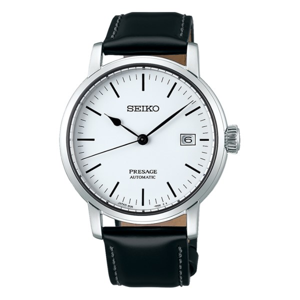 (セイコー)SEIKO 腕時計 SARX065 (プレザージュ)PRESAGE メンズ 琺瑯ダイヤル コアショップ専用 流通限定モデル 馬革 自動巻き(手巻付) アナログ(国内正規品)