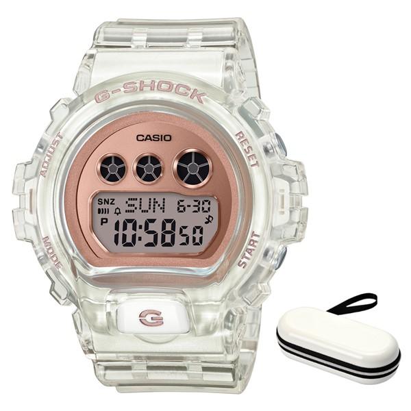 (時計ケースセット)(カシオ)CASIO 腕時計 GMD-S6900SR-7JF (ジーショック)G-SHOCK メンズ レディース 樹脂バンド クオーツ デジタル(国内正規品)