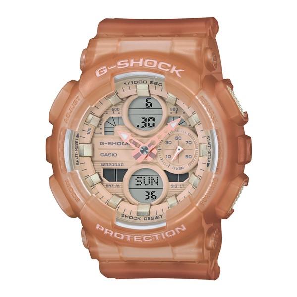 (カシオ)CASIO 腕時計 GMA-S140NC-5A1JF (ジーショック)G-SHOCK メンズ レディース ミッドサイズ 樹脂バンド クオーツ アナデジ(国内正規品)