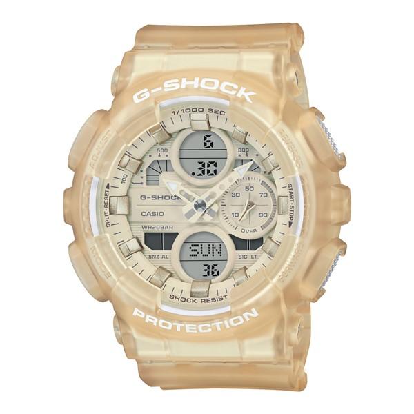 (カシオ)CASIO 腕時計 GMA-S140NC-7AJF (ジーショック)G-SHOCK メンズ レディース ミッドサイズ 樹脂バンド クオーツ アナデジ(国内正規品)