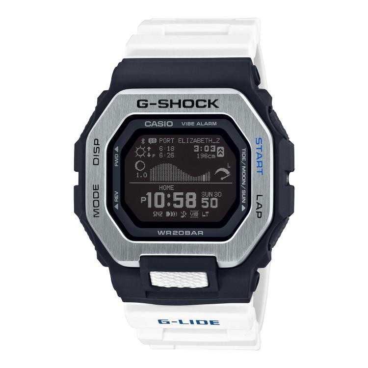 (カシオ)CASIO 腕時計 GBX-100-7JF (ジーショック)G-SHOCK メンズ G-LIDE Bluetooth搭載 樹脂バンド クオーツ デジタル(国内正規品)