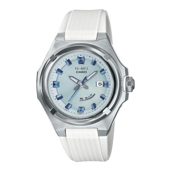 (カシオ)CASIO 腕時計 MSG-W300-7AJF (ベビーG)BABY-G レディース G-MS 樹脂バンド 電波ソーラー アナログ(国内正規品)