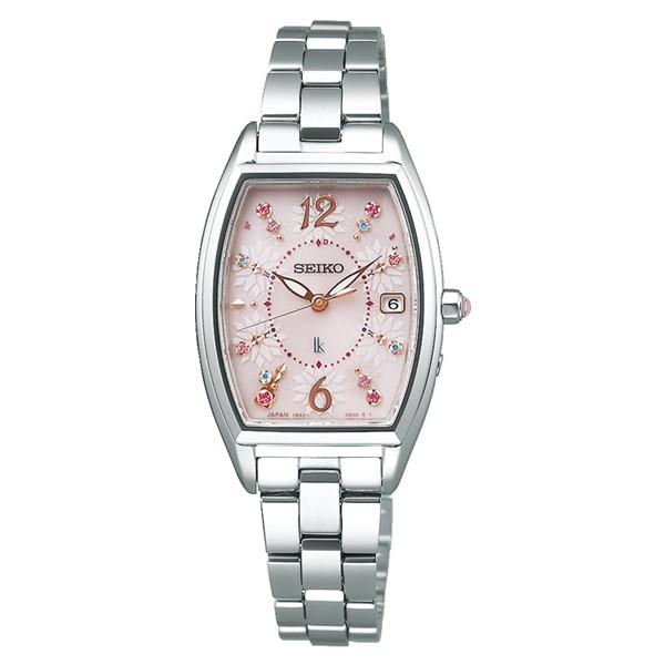 (セイコー)SEIKO 腕時計 SSVW173 LUKIA(ルキア) レディース 2020 サマー ネット流通限定モデル ステンレスバンド 電波ソーラー アナログ(国内正規品)