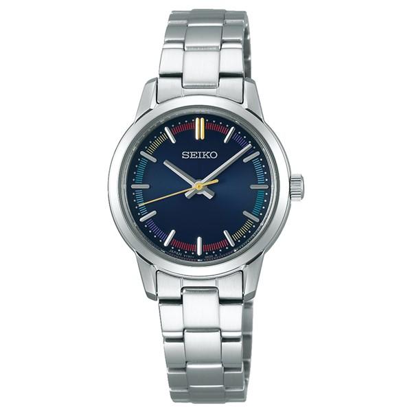 (セイコー)SEIKO 腕時計 STPX079 セイコーセレクション ペアモデル レディース 2020 サマー 限定 ステンレスバンド ソーラー アナログ(国内正規品)