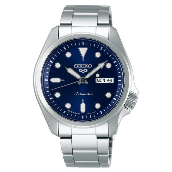 (セイコー)SEIKO 腕時計 SBSA043 (5スポーツ)SEIKO 5 SPORTS メンズ メカニカル Sports ソリッドボーイ 流通限定モデル ステンレスバンド 自動巻き(手巻付) アナログ(国内正規品)