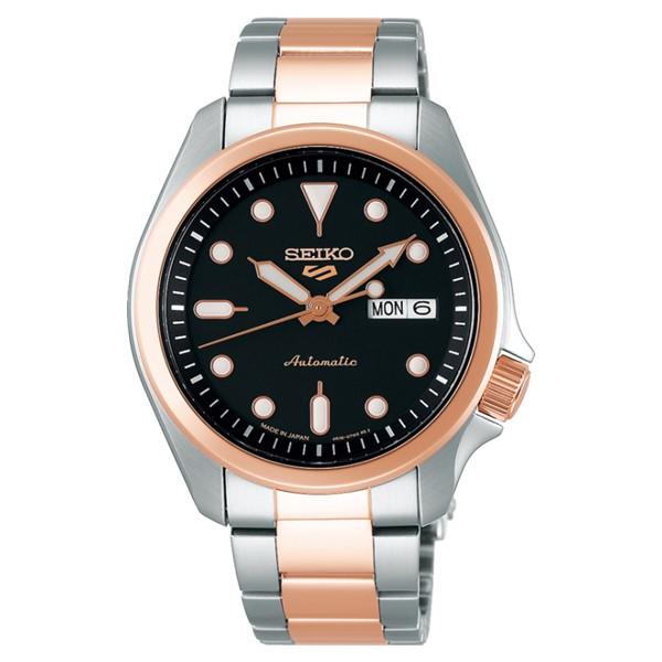 (セイコー)SEIKO 腕時計 SBSA048 (5スポーツ)SEIKO 5 SPORTS メンズ メカニカル Sports ソリッドボーイ 流通限定モデル ステンレスバンド 自動巻き(手巻付) アナログ(国内正規品)