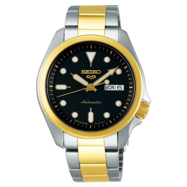 (セイコー)SEIKO 腕時計 SBSA050 (5スポーツ)SEIKO 5 SPORTS メンズ メカニカル Sports ソリッドボーイ 流通限定モデル ステンレスバンド 自動巻き(手巻付) アナログ(国内正規品)