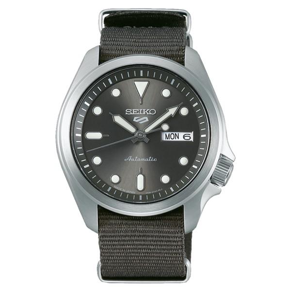 (セイコー)SEIKO 腕時計 SBSA051 (5スポーツ)SEIKO 5 SPORTS メンズ メカニカル Sports ソリッドボーイ 流通限定モデル ナイロンバンド 自動巻き(手巻付) アナログ(国内正規品)