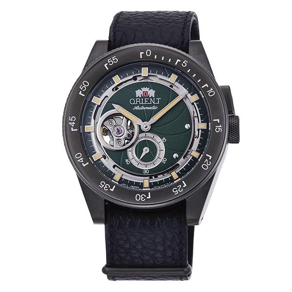 (オリエント)ORIENT 腕時計 RN-AR0202E (リバイバル)REVIVAL メンズ レトロフューチャーカメラ復刻 70周年記念 牛革バンド 自動巻き(手巻付) アナログ(国内正規品)