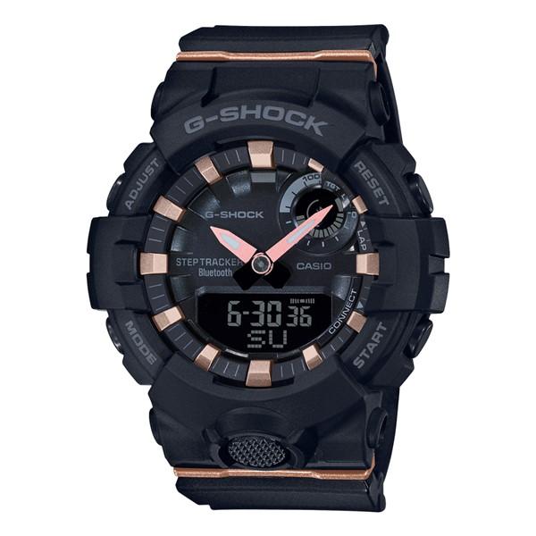 カシオ CACIO 腕時計 GMA-B800-1AJR Gショック G-SHOCK ミッドサイズ メンズ レディース Bluetooth搭載 クオーツ 樹脂バンド アナデジ(国内正規品)(7月新商品)