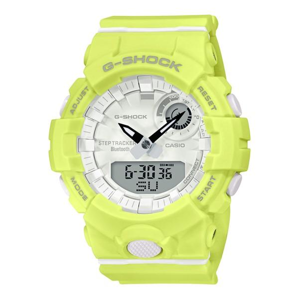 カシオ CACIO 腕時計 GMA-B800-9AJR Gショック G-SHOCK ミッドサイズ メンズ レディース Bluetooth搭載 クオーツ 樹脂バンド アナデジ(国内正規品)(7月新商品)