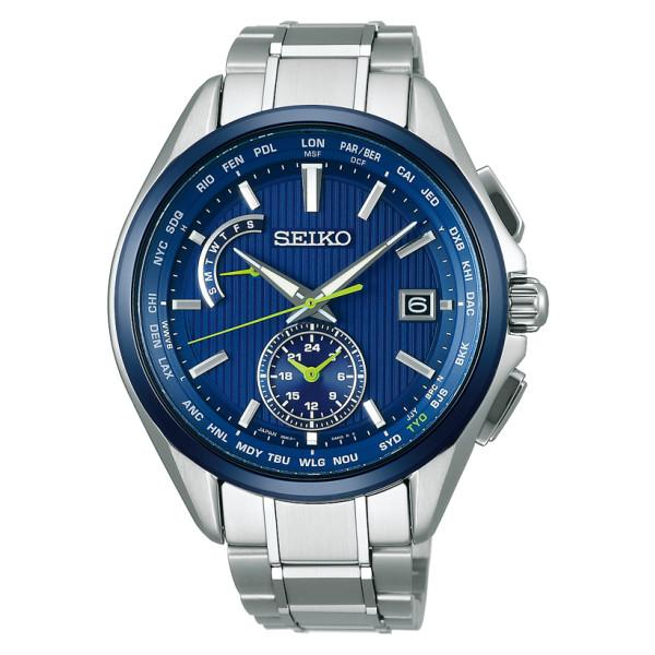 (7月24日発売予定)セイコー SEIKO 腕時計 SAGA299 ブライツ BRIGHTZ メンズ JAPAN COLLECTION 2020 限定モデル 電波ソーラー チタンバンド 多針アナログ(国内正規品)(7月新商品)