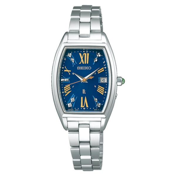 (7月24日発売予定)セイコー SEIKO 腕時計 SSVW169 ルキア LUKIA レディース レディダイヤ JAPAN COLLECTION 2020 限定モデル 電波ソーラー ステンレスバンド アナログ(国内正規品)(7月新商品)