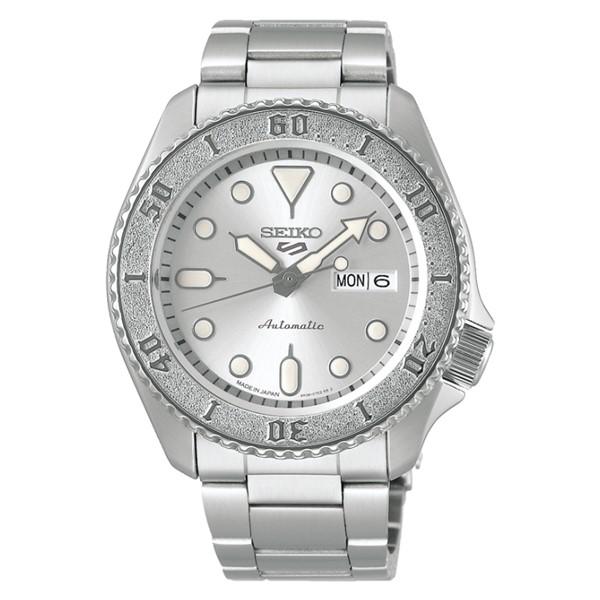 (7月24日発売予定)セイコー SEIKO 腕時計 SBSA063 5スポーツ SEIKO 5 SPORTS メンズ Conceptual Boy Street Style 自動巻き(手巻付) ステンレスバンド アナログ(国内正規品)(7月新商品)