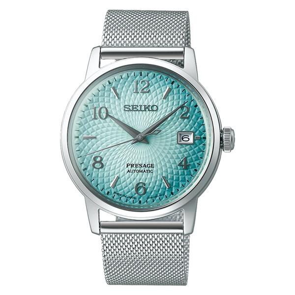 セイコー SEIKO 腕時計 SARY171 プレザージュ PRESAGE メンズ ベーシックライン カクテルタイム 2020 限定モデル 自動巻き(手巻付) ステンレスバンド アナログ(国内正規品)(7月新商品)