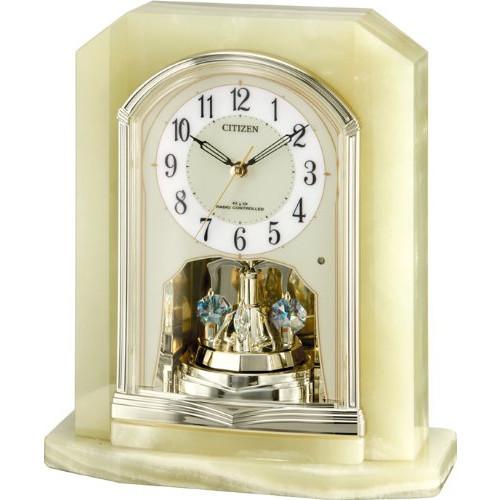 【2019 新作】 リズム時計 電波置時計 4RY691-005 リズム時計 電波置時計 パルラフィーネR691 4RY691-005, カーオーディオ通販 ネットワン:fcf20033 --- canoncity.azurewebsites.net