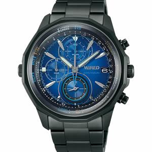 【国内正規品】【腕時計】 AGAW421 WIRED[ワイアード] 【THE BLUE ザ・ブルー】【SKY クロノグラフ】【メンズ】[セイコーウォッチ]