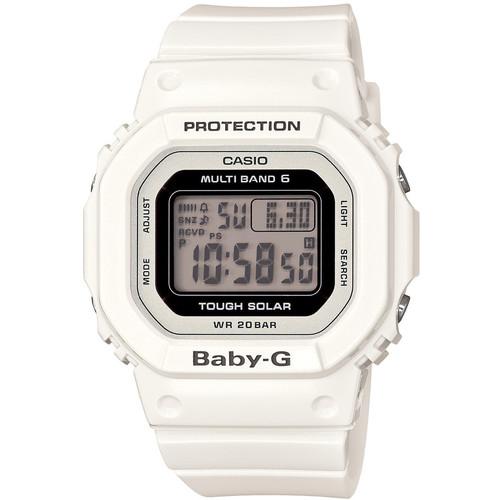 【国内正規品】CASIO カシオ【腕時計】 BABY-G Tripper[ベイビーG トリッパー]BGD-5000-7JF[BGD50007JF]Tripper トリッパー タフソーラー 電波時計 MULTIBAND 6 【電波 ソーラー 電波時計 腕時計 レディース ホワイト デジタル タフソーラー】【送料・代引き手数料無料】