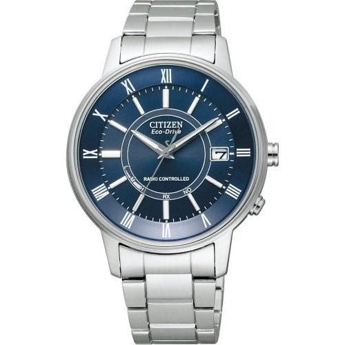 CITIZEN(シチズン) 【腕時計】 Citizen Collection[シチズン コレクション] FRD59-2482[FRD592482] 【Eco-Drive エコ・ドライブ 電波時計 スタイリッシュモデル メンズ】