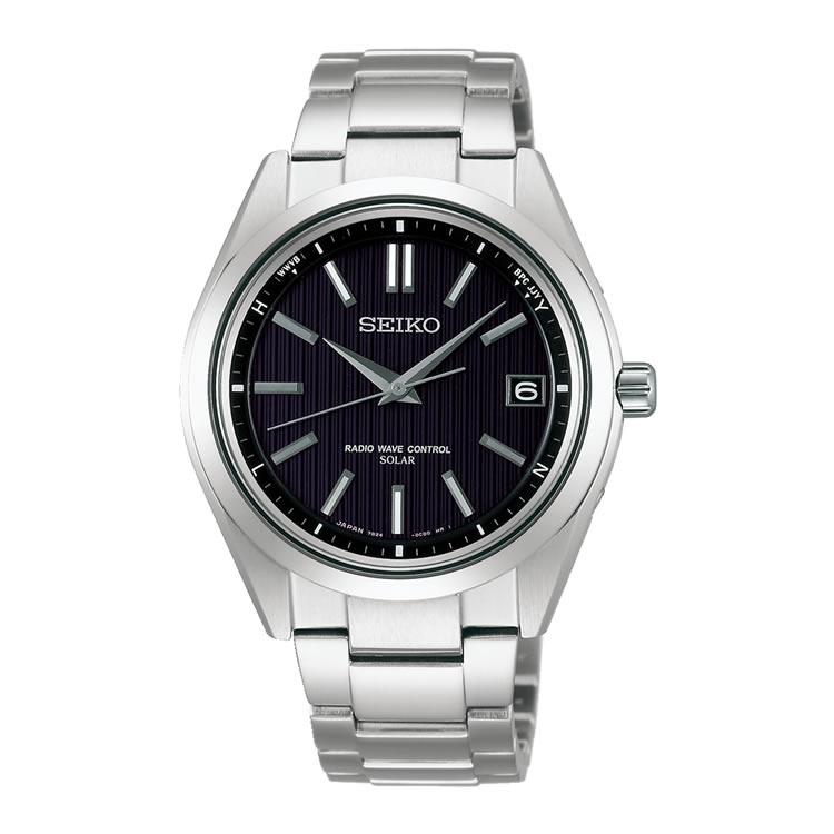 【国内正規品】SEIKO[セイコー] 腕時計 BRIGHTZ[ブライツ] SAGZ083【メンズ ソーラー電波修正】