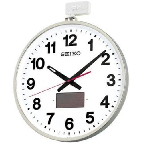 セイコークロック (SEIKO) 【ソーラー 屋外用電波掛時計】 SF211S【代引き手数料・送料無料】