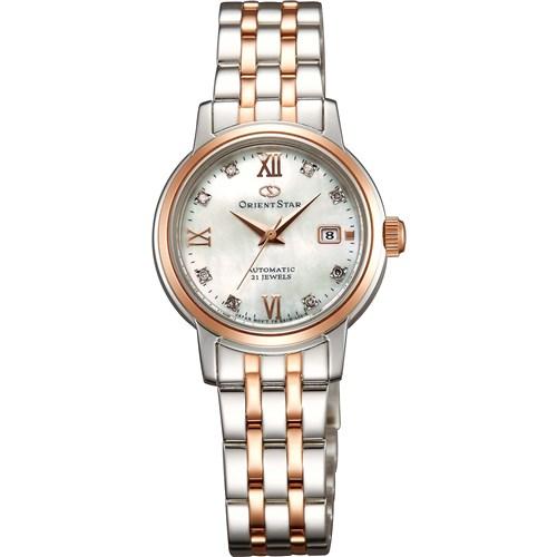 【国内正規品】ORIENT(オリエント) 【腕時計】 WZ0441NR Orient Star[オリエントスター] 【Standard スタンダード】【レディース 自動巻き アナログ ステンレスバンド】