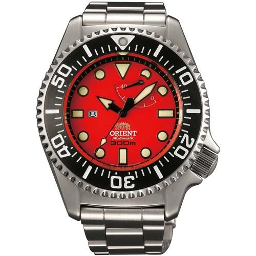 【国内正規品】ORIENT(オリエント) 【腕時計】 WV0111EL Diver 300m[ダイバー300] 【メンズ ダイバーズウォッチ 自動巻き アナログ ステンレスバンド】【替えバンド:樹脂】
