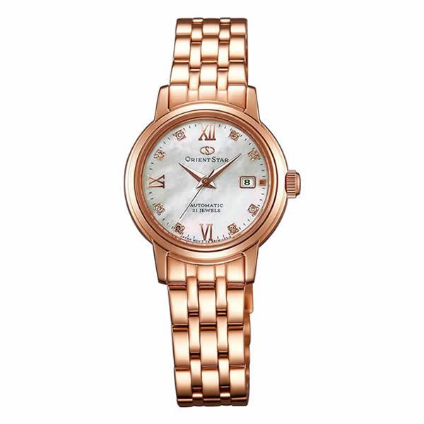 【国内正規品】ORIENT(オリエント) 【腕時計】 WZ0451NR Orient Star[オリエントスター] 【Standard スタンダード】【レディース 自動巻き アナログ ステンレスバンド】