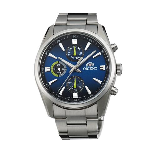 【国内正規品】ORIENT(オリエント) 【腕時計】 WV0021UY NEO70's[ネオ セブンティーズ] 【クオーツ 多針アナログ メンズ】