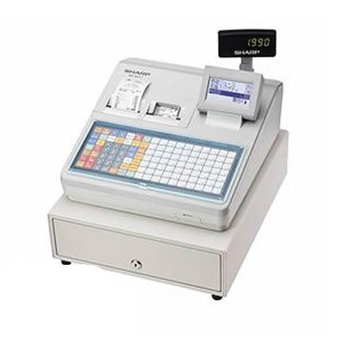 シャープ【電子レジスター】XE-A417W [税率変更マニュアル付き]【ラッピング不可】