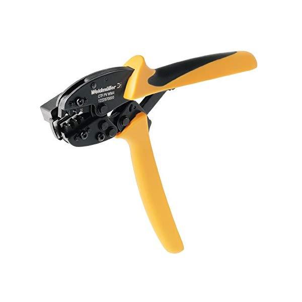 【日本ワイドミュラー(株)】 【電設工具/圧着工具】 圧着工具 CTF PV WM4 (7599382)【ラッピング不可】