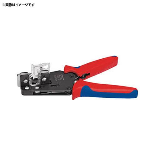 【KNIPEX社】 【電設工具/ワイヤストリッパー】 精密ワイヤーストリッパー 0.03~2.08 (4467141)【ラッピング不可】