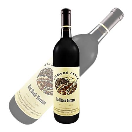 ダイアモンド・クリーク レッド・ロック・テラス・カベルネ・ソーヴィニヨン 2014 750ml 赤ワイン フルボディ