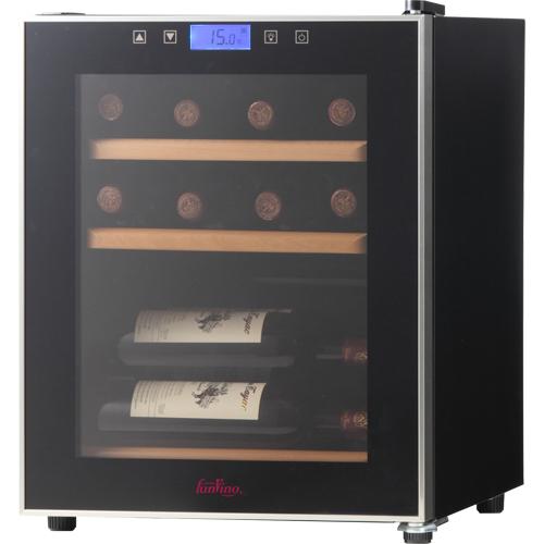 【代引不可/メーカー直送】ファンヴィーノ12 SW-12 SW-12 ワインセラー ワインセラー 右開き 最大12本収納 Vino ファンビーノ fun Vino SW12(ラッピング不可), グレーチングの宝機材:f315c2e1 --- officewill.xsrv.jp