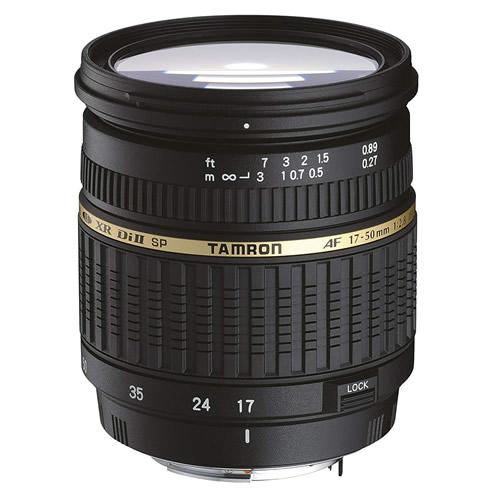 タムロン SP AF17-50mm F/2.8 XR Di II LD Aspherical [IF] ニコン用 Model:A16N II