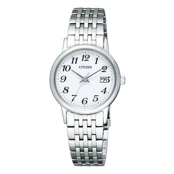 【国内正規品】CITIZEN(シチズン) 腕時計 Citizen Collection[シチズン コレクション] EW1580-50B【レディス】【エコ・ドライブ腕時計】