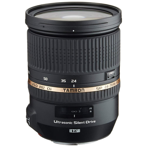 タムロン SP 24-70mm F/2.8 Di USD ソニー用 (α・Aマウント用) Model:A007S 大口径標準ズーム
