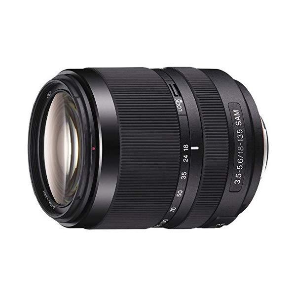 ソニー Aマウント用 標準ズームレンズ DT 18-135mm F3.5-5.6 SAM 【SAL18135】